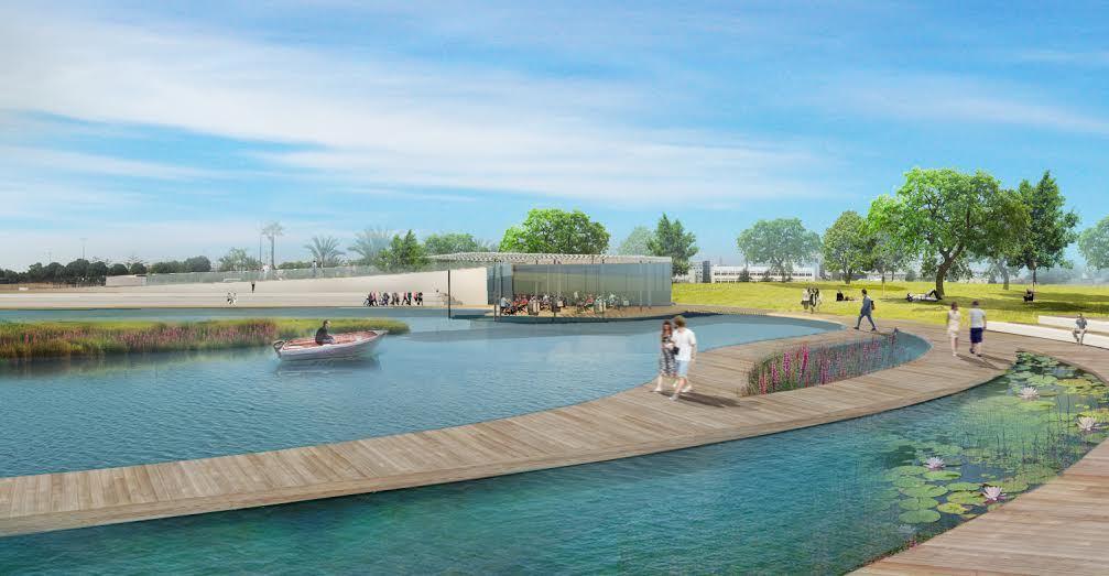 אגם חדש פתח תקווה