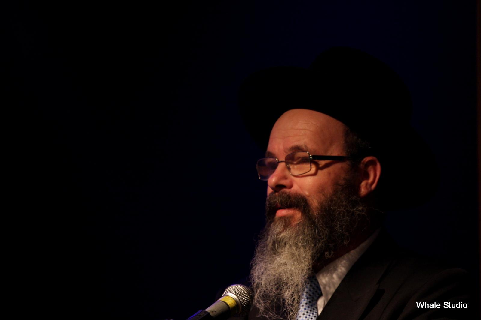 הרב מיכה הלוי - צילום גידי לויתן