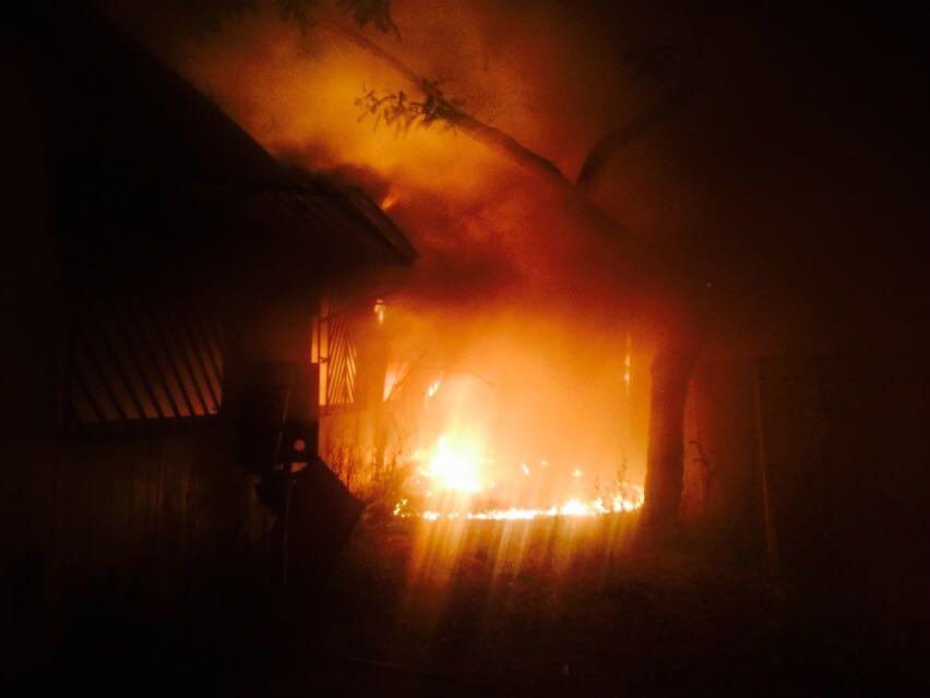 שריפה בפתח תקווה - פוגל - 4