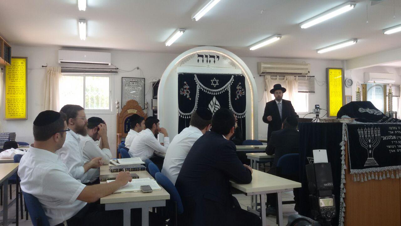 הרב הראשי לישראל - דוד לאו