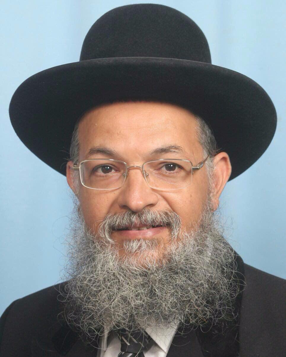 הרב יונתן אדואר - רב מרכז פתח תקווה