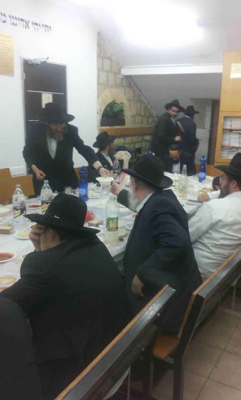 """צילום: באדיבות בית הכנסת הדר מנחם בפ""""ת"""