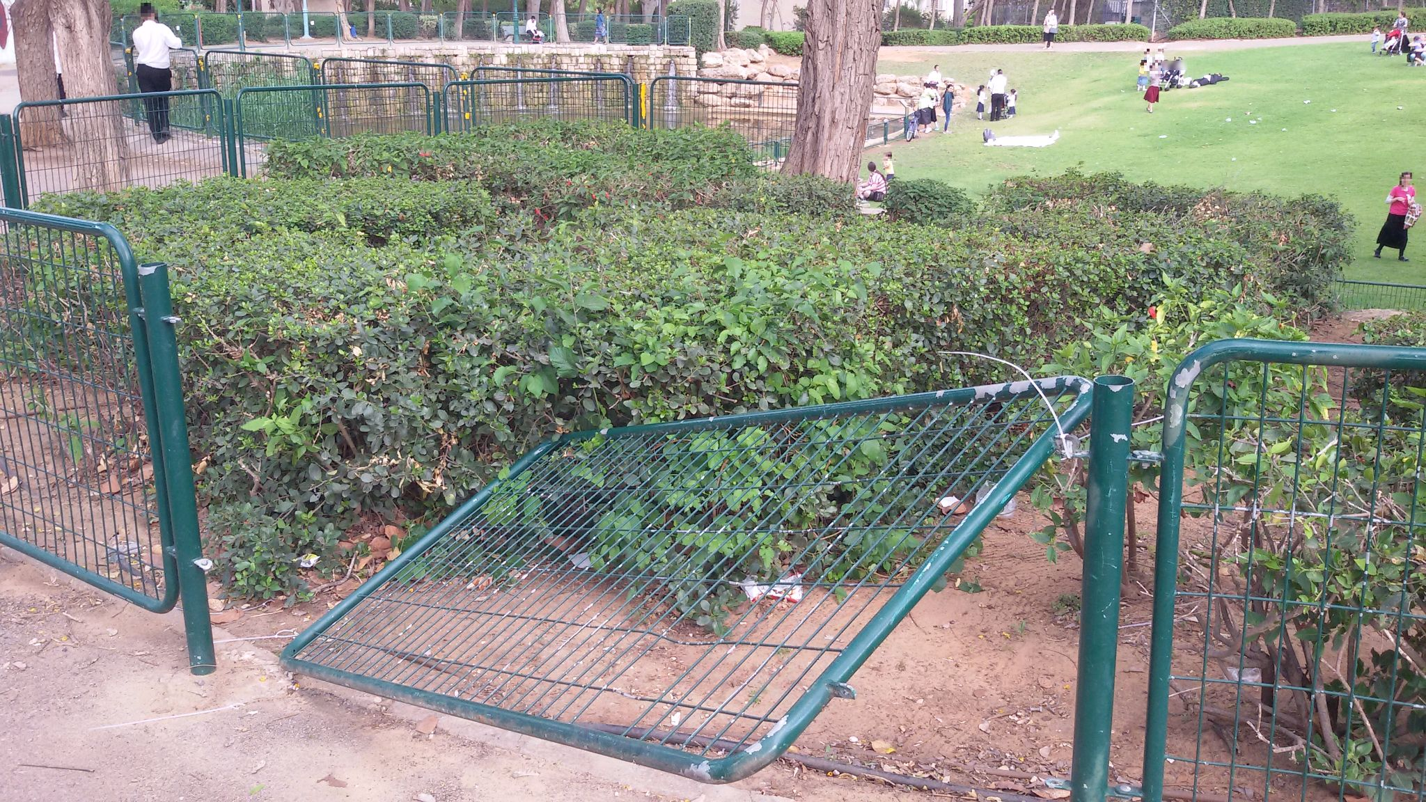 פארק יד לבנים פתח תקווה