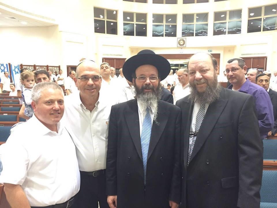 הרב מיכה הלוי - יום ירושלים פתח תקווה