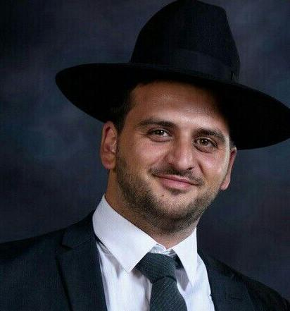 הרב איתמר עמר - מנהל תיכון מעיין פתח תקווה