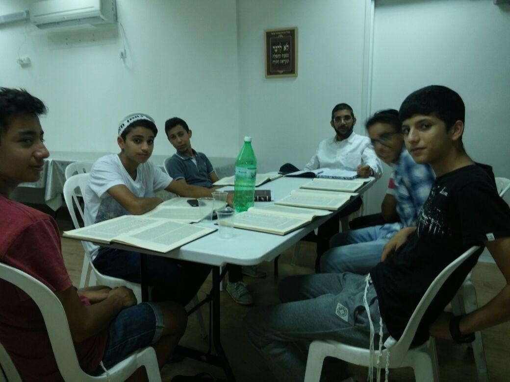 מדרשיית נוער בפתח תקווה - נווה גן (2)