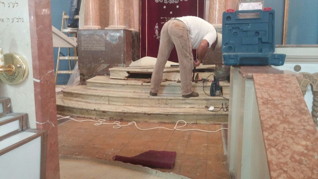 בית הכנסת הגדול פתח תקווה (1)