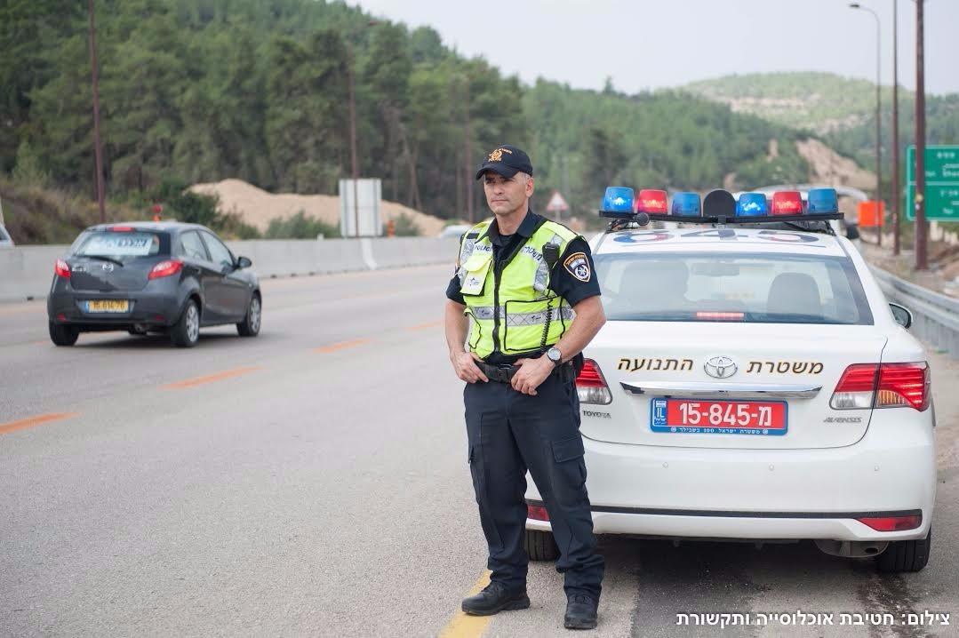 מטיילים בפסח? עקבו אחרי מפת הפקקים של משטרת ישראל