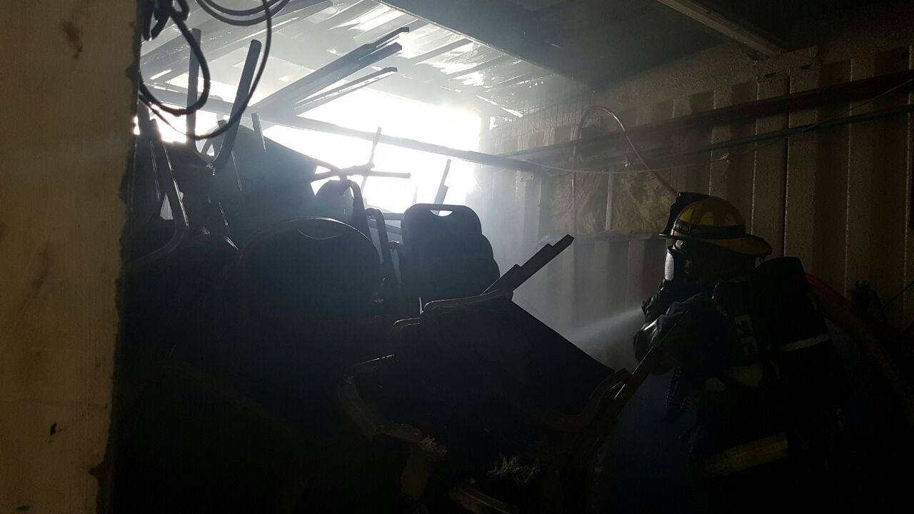 שריפה רחוב דייטש פתח תקווה (1)