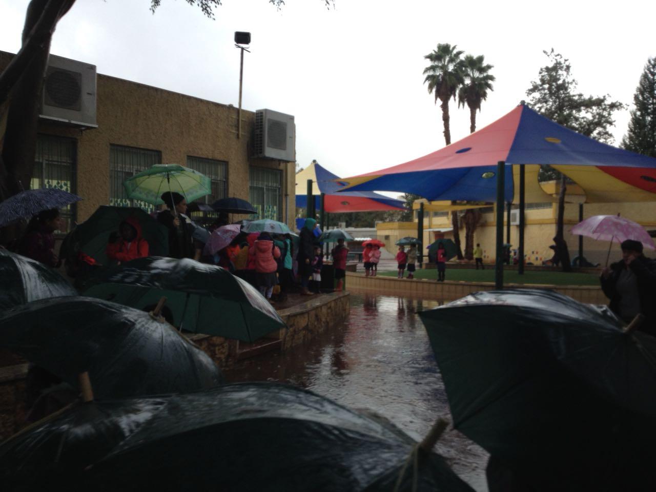 בית ספר מורשה, גשמים פתח תקווה