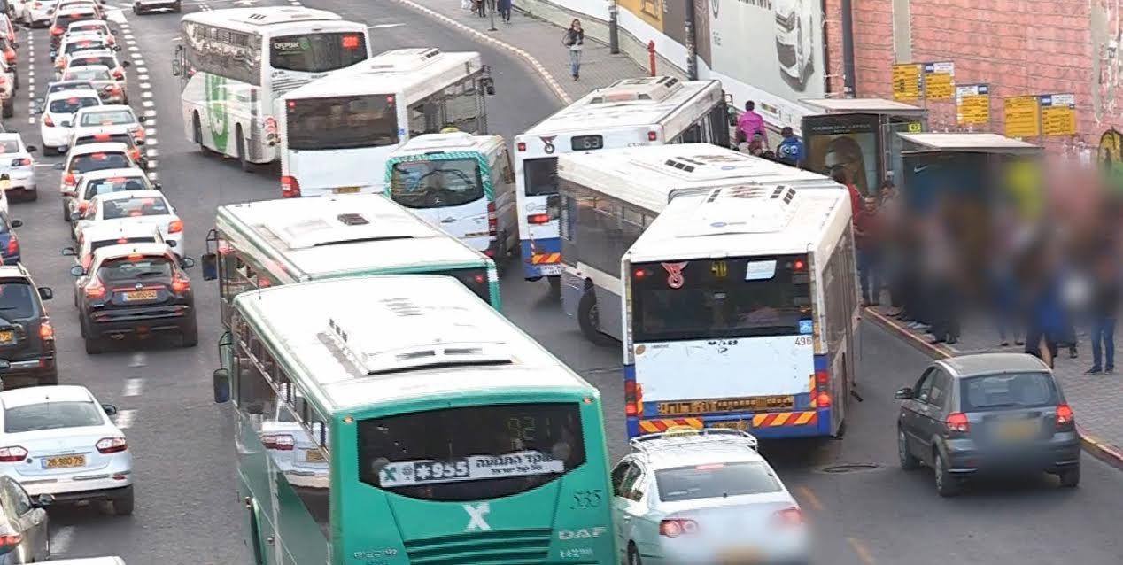 שינויים ושיפורים בקווי התחבורה הציבורית בפתח תקווה