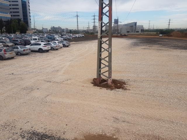 חניה בפתח תקווה: הגדלת חניון עירוני – פארק עופר
