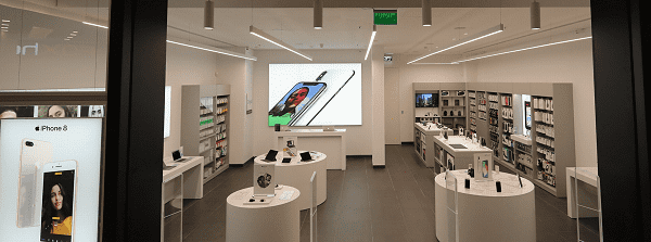 מבצע בקניון הגדול פתח תקווה: שוברים בסך 200 ₪ לקניית iPhone SE חדש ב- iDigital