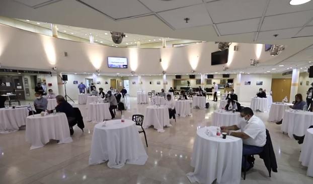 """שידור חוזר: ישיבת מועצת העיר פ""""ת מס' 27"""