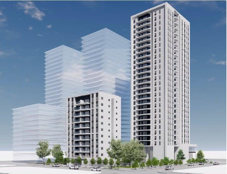 ההתחדשות העירונית נמשכת: הועדה המחוזית אישרה להפקדה את פרוייקט ז'בוטינסקי 19