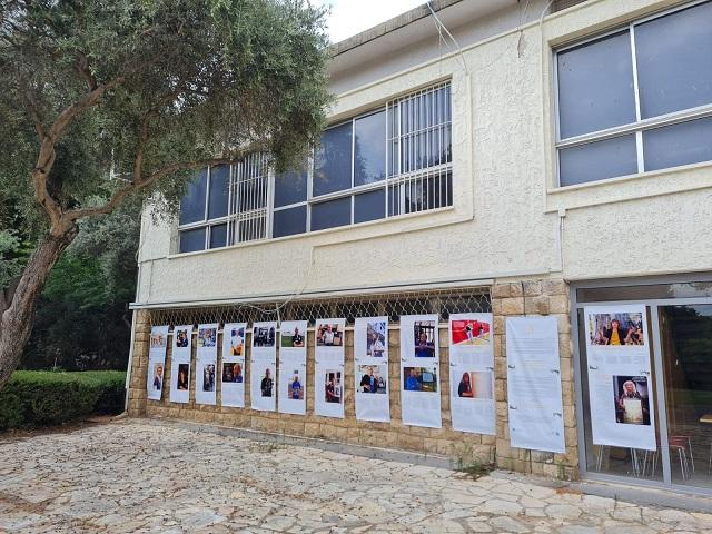 """להשאיר חותם – תערוכה מרגשת בפארק יד לבנים בפ""""ת"""