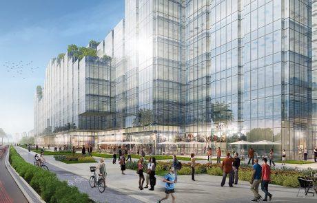 בקרוב: פארק עסקים חדש בכניסה לפתח תקווה