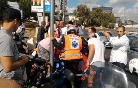 """בעשרה חודשים של שנת 2018 – 390 בני אדם נפגעו בתאונות דרכים בפ""""ת"""