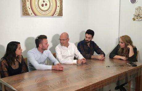 רשימת הצעירים 'תכלס' הצהירה על תמיכה באיציק ברוורמן