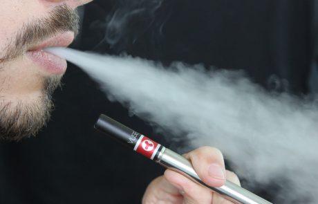 האגודה למלחמה בסרטן נגד שימוש בסיגריות אלקטרוניות