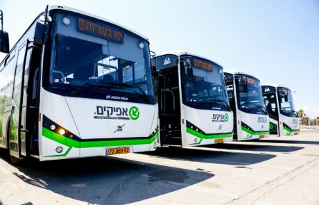 בשורה נוספת בתחום התחבורה – שיפורים בשירות התחבורה הציבורית בעיר