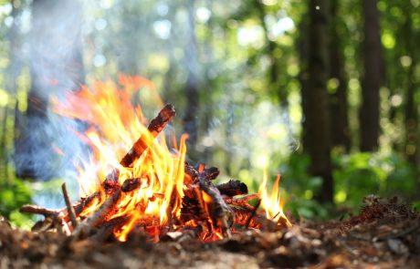 """ל""""ג בעומר בפתח תקווה: 19 שטחים בהם מותר להדליק מדורות"""