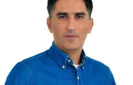 """יניב בניטה מונה למנכ""""ל עיריית פתח תקווה"""
