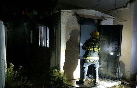 מכת השריפות במרכז פתח תקווה: נעצר חשוד בהצתות
