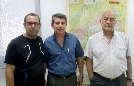 """מה עשו נציגי הממשל בארגנטינה במוקד העירוני של עיריית פ""""ת?"""