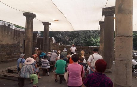 עולי חבר העמים תושבי פתח תקווה ציינו את אירועי יום ירושלים