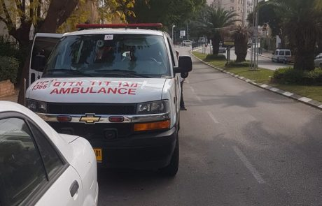 """פלילי: גבר כבן 34 נדקר במהלך קטטה ברחוב הנשיאים בפ""""ת"""