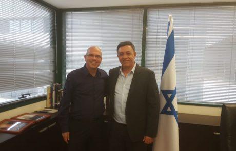 מפלגת העבודה הכריזה על תמיכה בראש העיר המכהן איציק ברוורמן