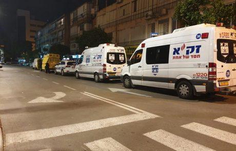 רחוב קפלן: גבר כבן 60 נמצא הערב מוטל בביתו ללא רוח חיים במצב ריקבון מספר ימים לאחר מותו