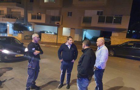 """תקיפת הילדה במרכז פ""""ת: ראש העיר הורה לתגבר את האבטחה"""