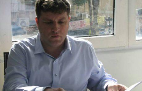 גרינברג הציג את חמשת המקומות הראשונים ברשימתו