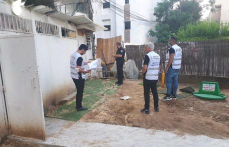 """נמשך המאבק בתופעת פיצול הדירות בפ""""ת: 5 דירות פוצלו ל 14 יחידות דיור"""