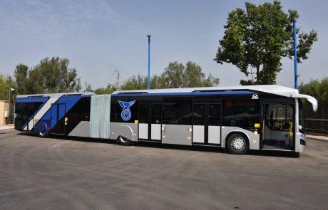 הרחבת שירותי התחבורה הציבורית בפתח תקווה לשכונות הדרום והשכונות המזרחיות
