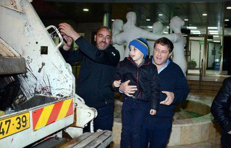 המחווה המרגשת של ראש העיר רמי גרינברג לעידן המיוחד