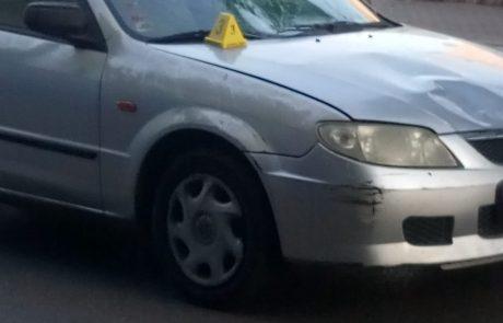רחוב ז'בוטינסקי: בת 60 נפגעה מרכב