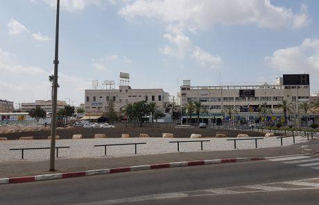חניה חדשה ברחוב גיסין לרווחת התושבים, הסוחרים והקונים