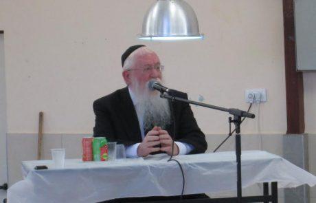 """ראש ישיבת אור ישראל בפ""""ת הגאון הרב רוזן: המכללות הן כצלצול בפעמוני הכנסיה"""