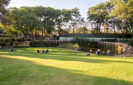 שימו לב: פתיחת הפארקים והגינות בפתח תקווה