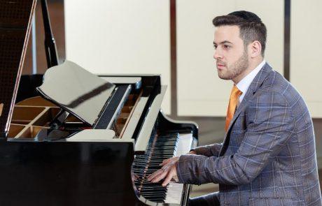 פתח תקווה שלי: המוזיקאי אהרלה נחשוני עונה על השאלון