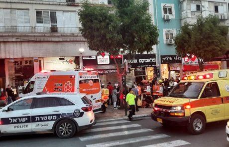 התפללו לרפואת הבחור שנפצע קשה ממעלית משא שנפלה עליו ברחוב חיים עוזר