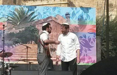 שבת חנוכה בפתח תקווה: חזקי סופר בהיכל מאיר, יצחק מאיר בניגוני חיים