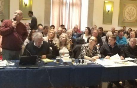 """ראש העיר רמי גרינברג, בדיון בותמ""""ל על תכנית סירקין: """"לא נתפשר על טובת העיר והתושבים"""""""