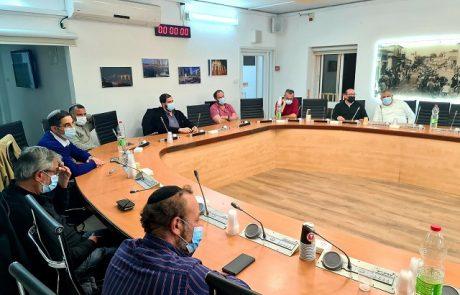 מתחם סירקין – יוקם צוות תושבים שיעבוד בשיתוף עיריית פתח תקווה