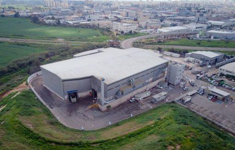 """בהשקעה של 40 מיליון ש""""ח: התחנה החדשה והמשודרגת למעבר פסולת נחנכה בפתח תקווה"""