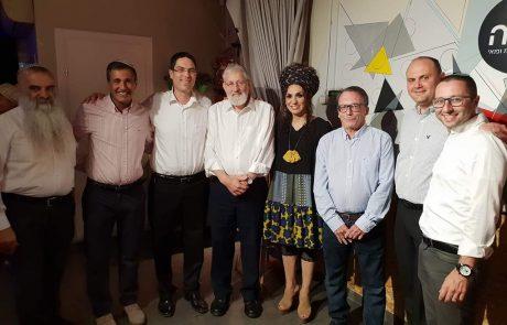 צפו: האגף לתרבות יהודית נפרד מהמנהל המיתולוגי שמואל זלצר במופע מיוחד