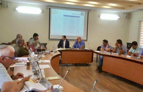 שיתוף פעולה בין עיריית פתח תקווה לארגון ידידים